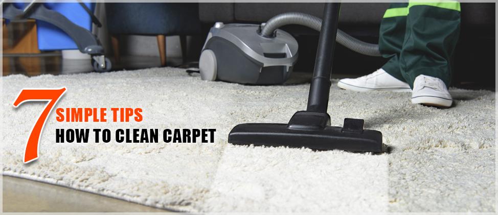 carpet steam cleaning Oakleigh
