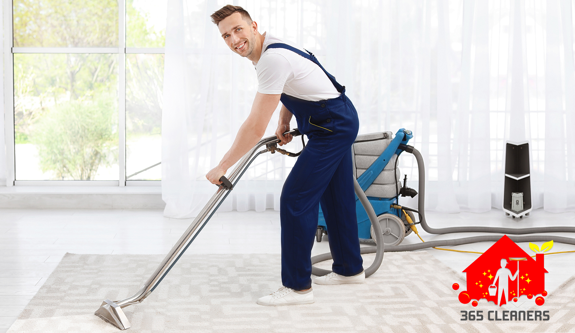 5 Top Reasons to Choose Carpet Cleaning Services