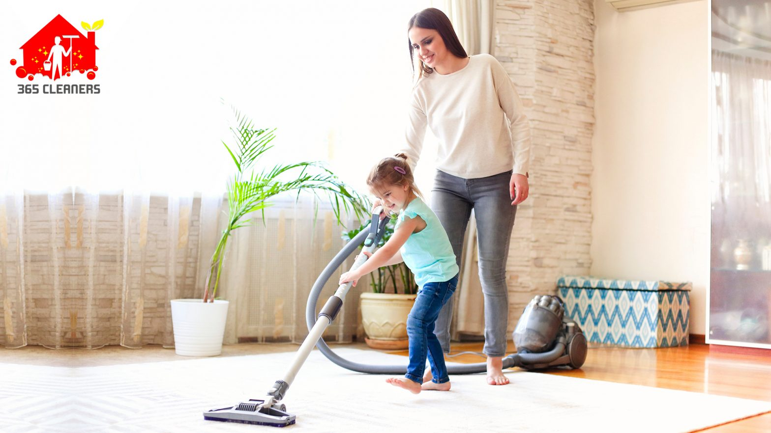 Carpet Cleaning in homes with Kids and Seniors